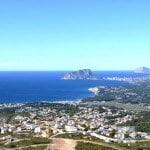 Die Wohnanlage Jazmines in der Urbanisation Cumbre del Sol