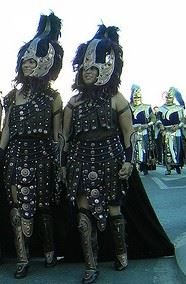 Fiestas Moraira Moros y Cristianos 2010