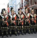 Fiestas Benitachell Moros y Cristianos 2010