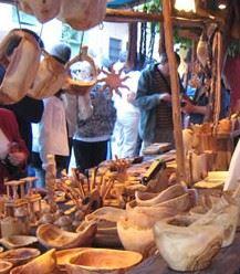 Mercado Medieval Teulada  6 al 8 agosto