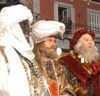 Reyes Magos 2011 en Teulada-Moraira