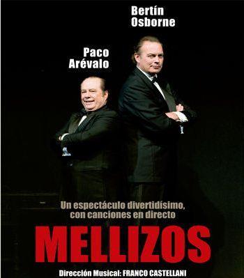 """Viaje al Teatro Olympia de Valencia, Musical """"Mellizos"""""""