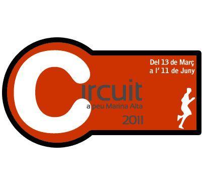 XV Circuit a Peu 2011 Marina Alta