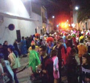 Carnaval de Pego 2011