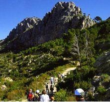 Ruta de senderismo Jávea, los Molinos