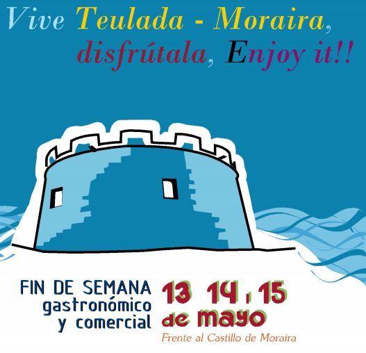 Actividades Vive Teulada Moraira en Mayo