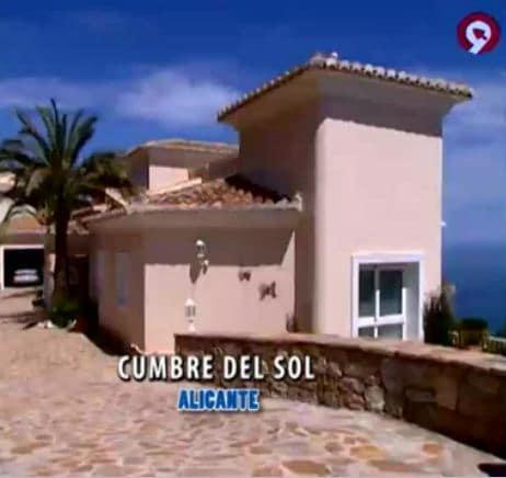 Cumbre del Sol en Canal 9