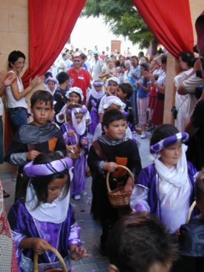 Teulada-Moraira: Actividades agosto 2011