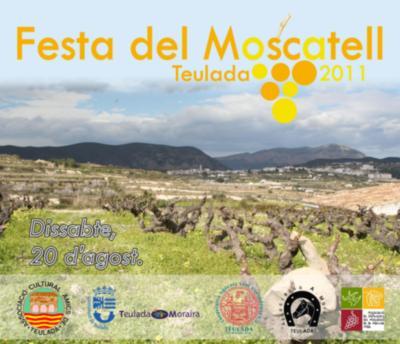 Fiesta del Moscatell Teulada 20 Agosto 2011