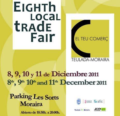 Feria del Comercio en Moraira