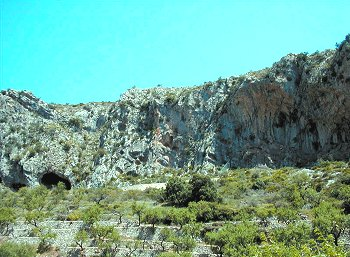 Ruta Pla de Petracos, santuario del arte rupestre