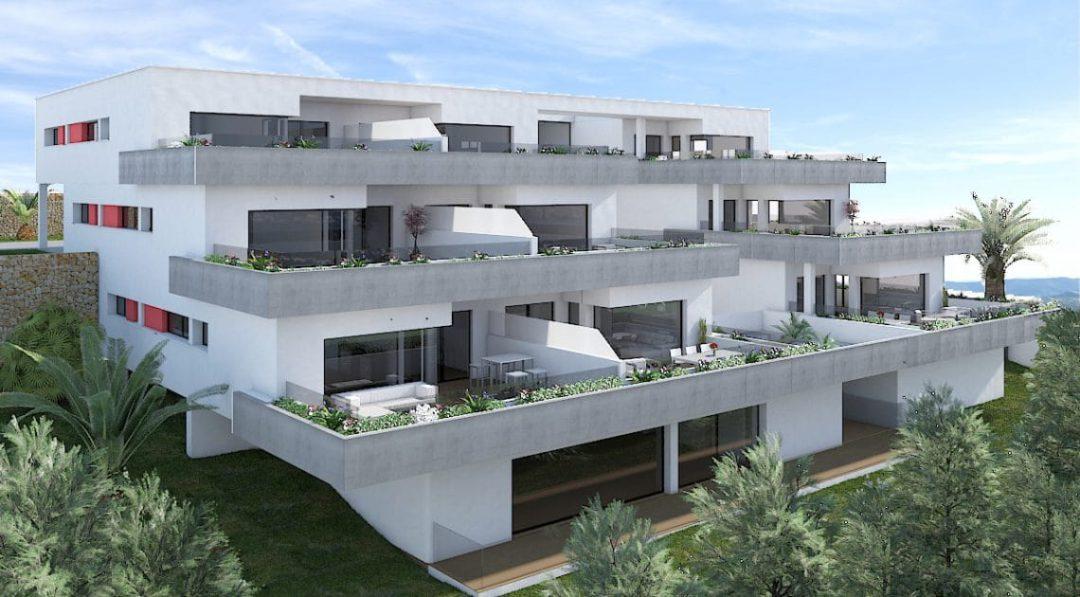 Nova Mar Suites, apartamentos de lujo en Cumbre del Sol
