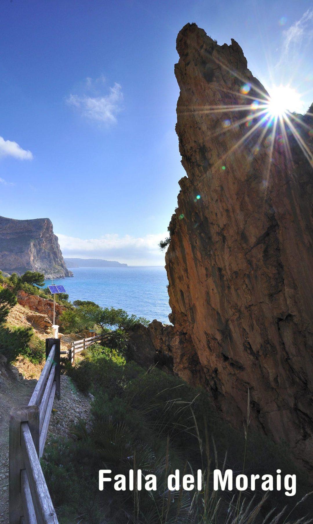 Ruta Falla del Moraig