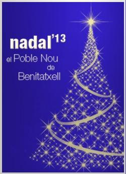 Navidad 2013 en Benitachell