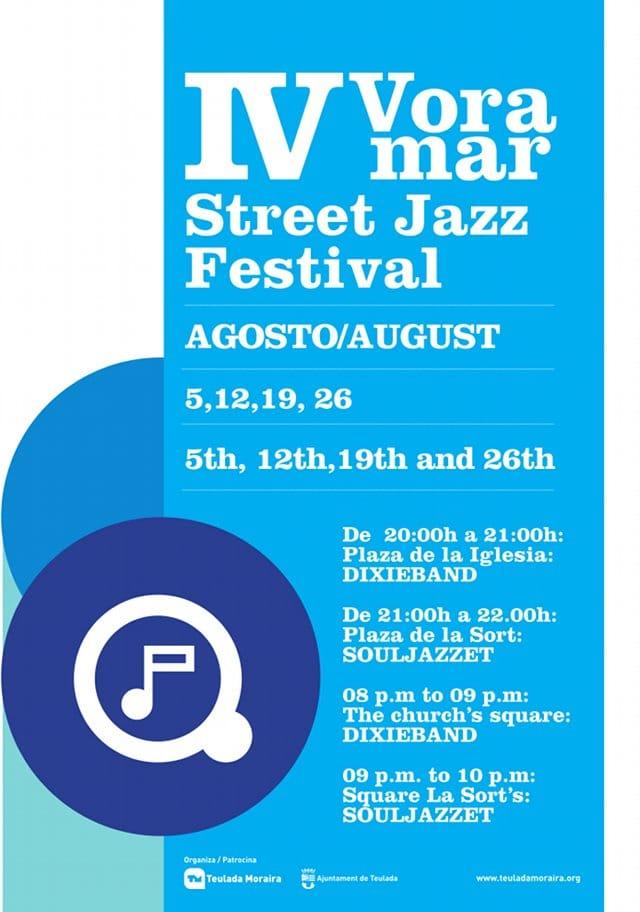 Street Jazz Festival Moraira