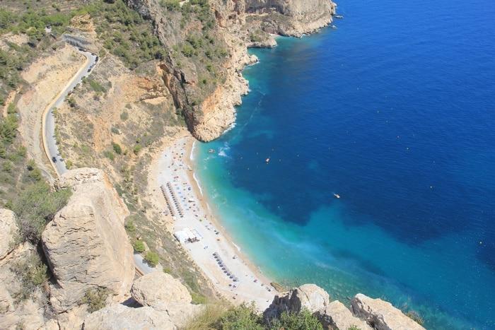 Concluye la temporada oficial de baño en la Playa del Moraig