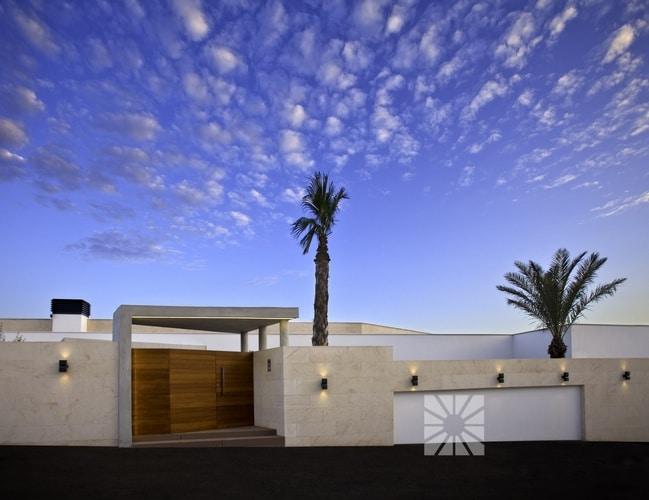 Villa Cala Moraig en Diario Design