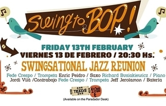 Swingsational Jazz Reunion en el Parador de Jávea