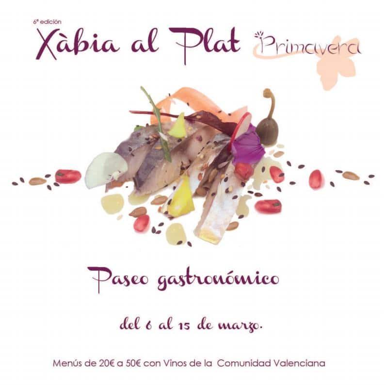 Jornadas Gastronómicas en Jávea del 6 al 15 de Marzo