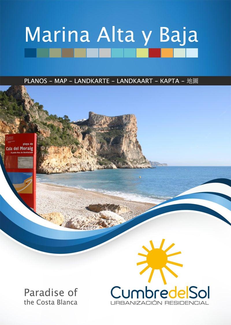 Plano de Cumbre del Sol patrocinado por Grupo VAPF.
