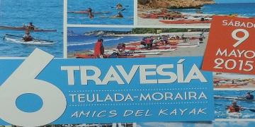 6ª TRAVESIA EN KAYAK TEULADA – MORAIRA