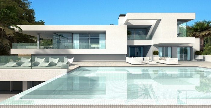 Villa Ibiza, el lujo en Cumbre del Sol
