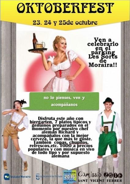 Oktoberfest Teulada-Moraira 2015
