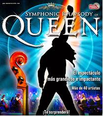 SYMPHONY RHAPSODY OF QUEEN en Teulada