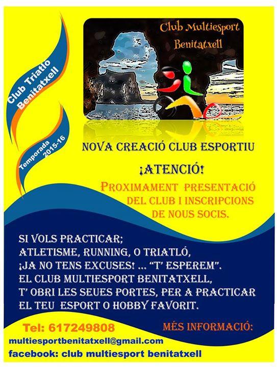 Nuevo Club Multiesport en Benitatxell