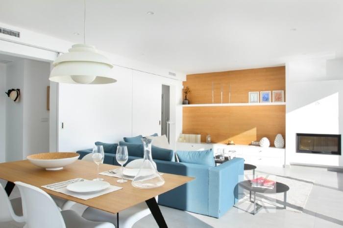 Nueva villa decorada y amueblada en Lirios Design