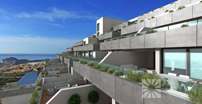 Luxus-Apartments auf der Cumbre del Sol