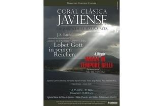 Concierto en Jávea de la Orquesta de la Marina Alta y la Coral Clásica Javiense