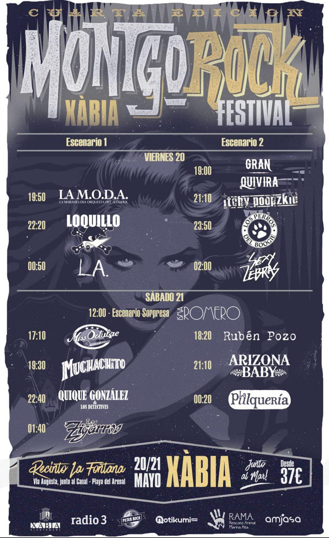 Montgó Rock Xàbia Festival 2016