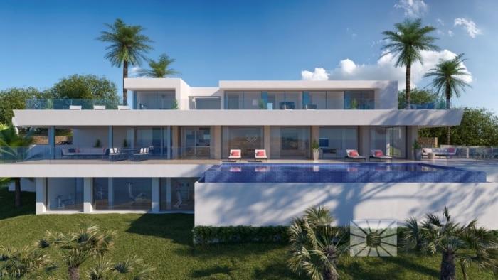 Villa La Cala en la urbanización Cumbre del Sol