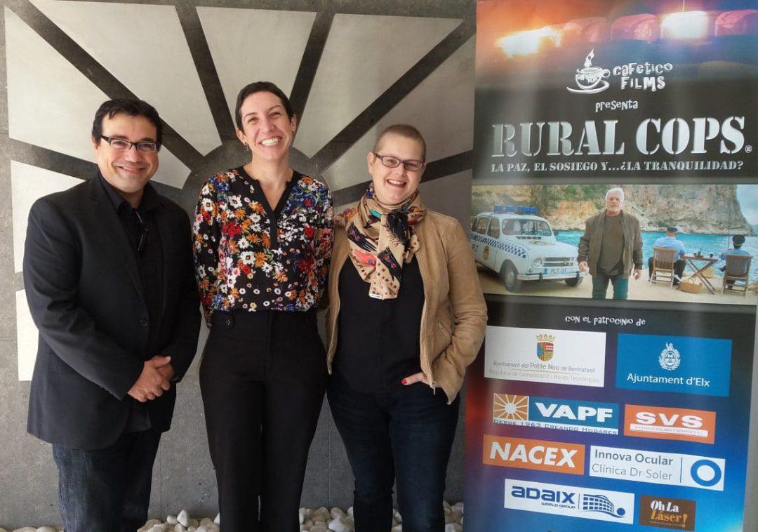 Grupo VAPF patrocina la película «Rural Cops» rodada en Benitachell – Cumbre del Sol