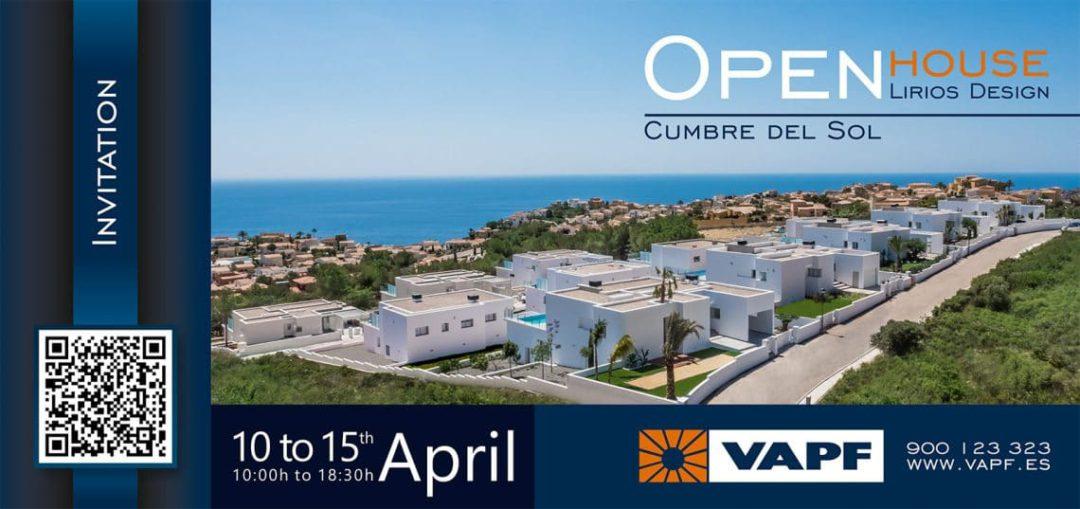 Einladung: Offene Tür auf der Cumbre del Sol
