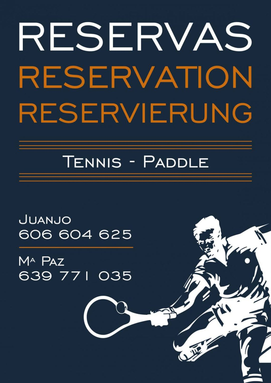 Jugar al pádel y al tenis en Cumbre del Sol