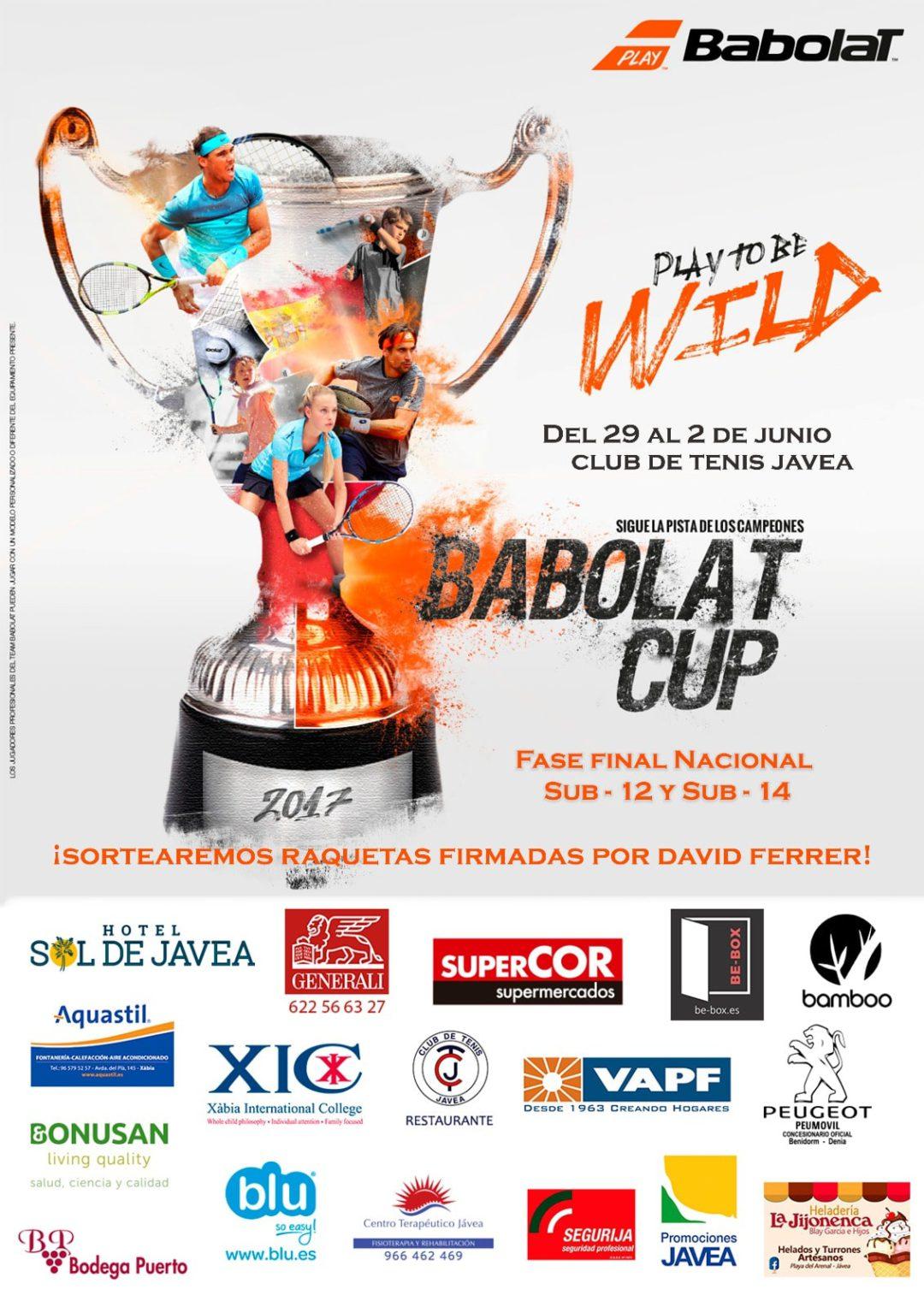 IV Trofeo Babolat Cup – Academia de Tenis David Ferrer Club de Tenis Jávea