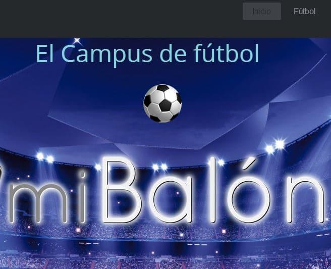 Primer campus de fútbol Quique Sánchez Flores en Teulada-Moraira