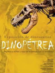 Una de las mejores exposiciones de dinosaurios del mundo en Alicante.