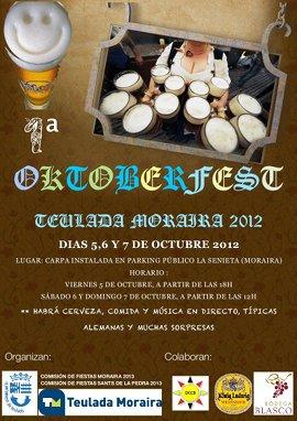 I Oktoberfest Teulada-Moraira 2012
