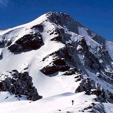 Anmeldung: Wandern in der Sierra Nevada