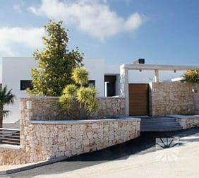 Fin de las obras del nuevo chalet en Residencial Jazmines