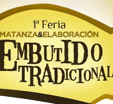 Primera Feria Matanza y Elaboración Embutido Tradicional en Jalón