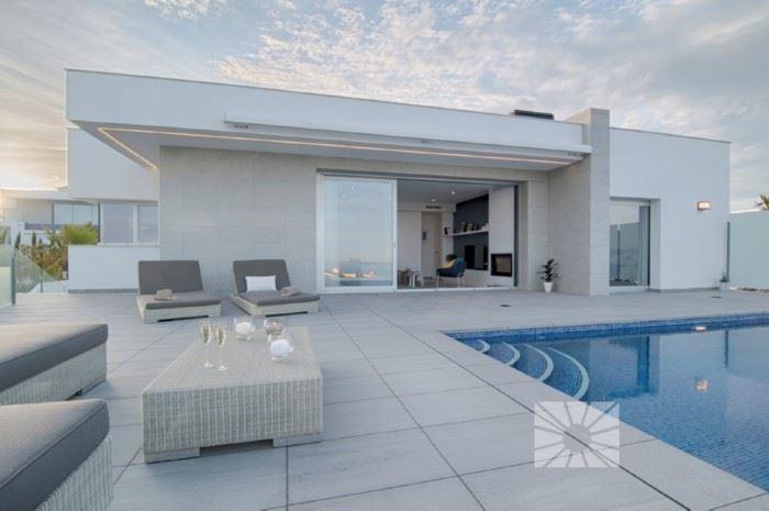 Fotos nuevas villas en Lirios Design.