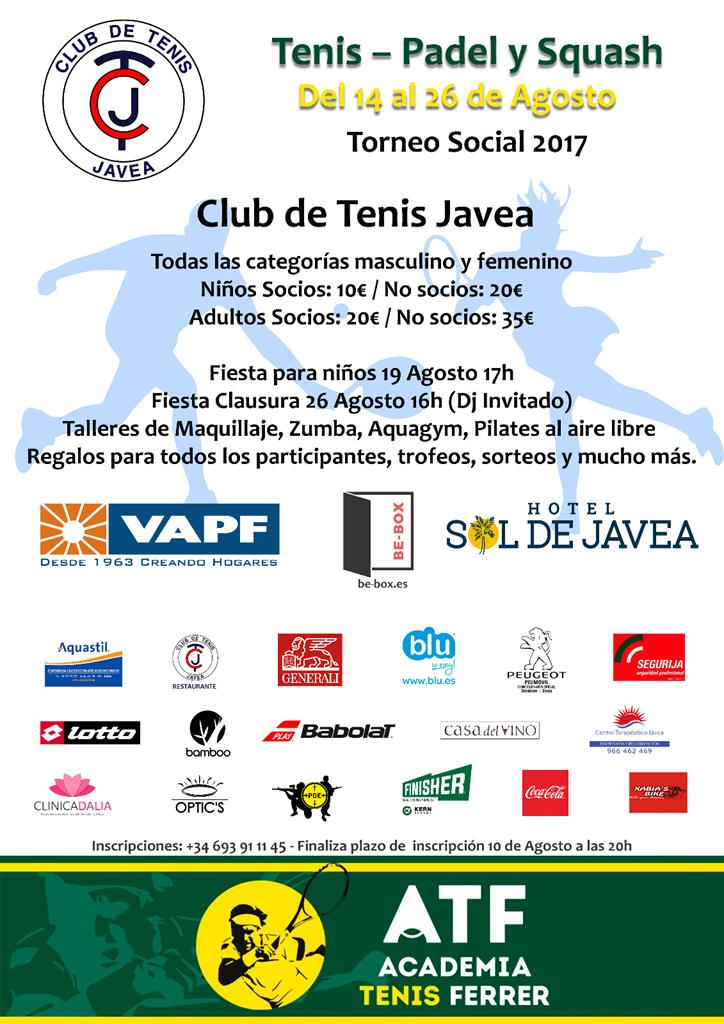 Tennis Club Jávea Social Tournament
