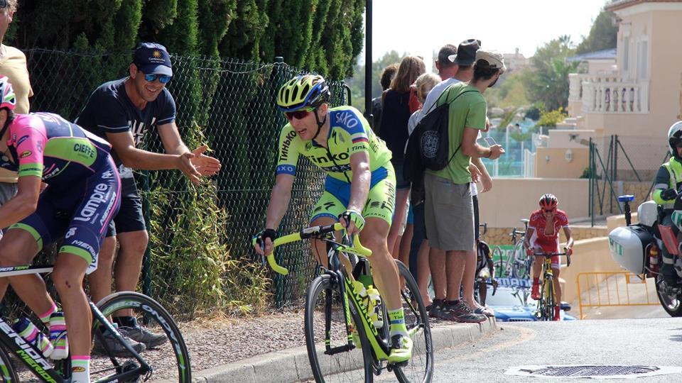Mañana llega la  Vuelta Ciclista a Cumbre del Sol.