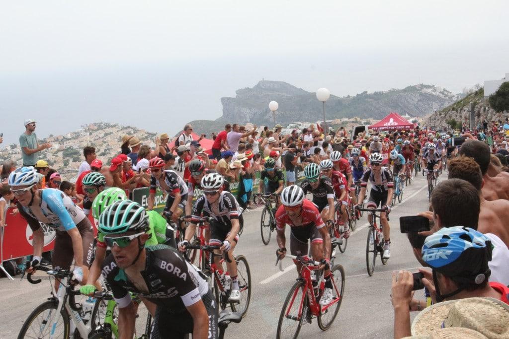 La Vuelta Ciclista en Cumbre del Sol, una jornada inolvidable.