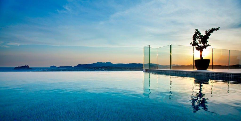 Villa del Mar: Drinnen und Draussen verschmelzen