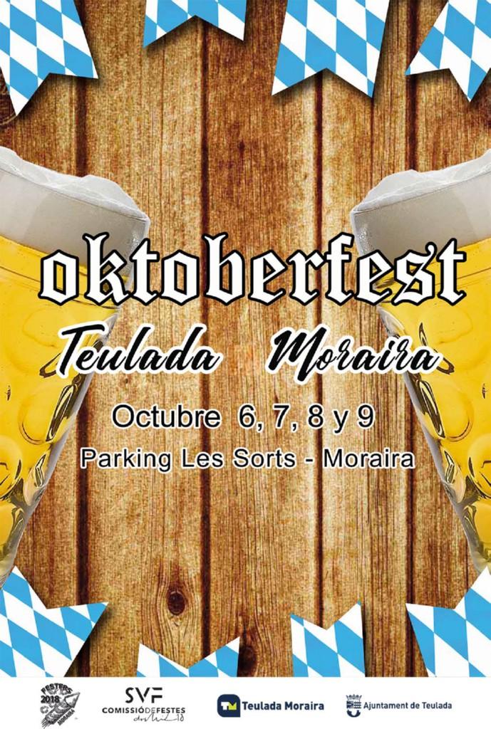 Oktoberfest Teulada-Moraira  2017